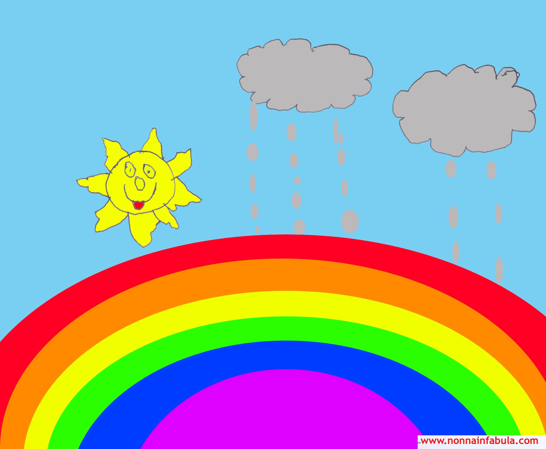 Progetto colore rivolto ai genitori parte i nonna in - Arcobaleno a colori e stampa ...