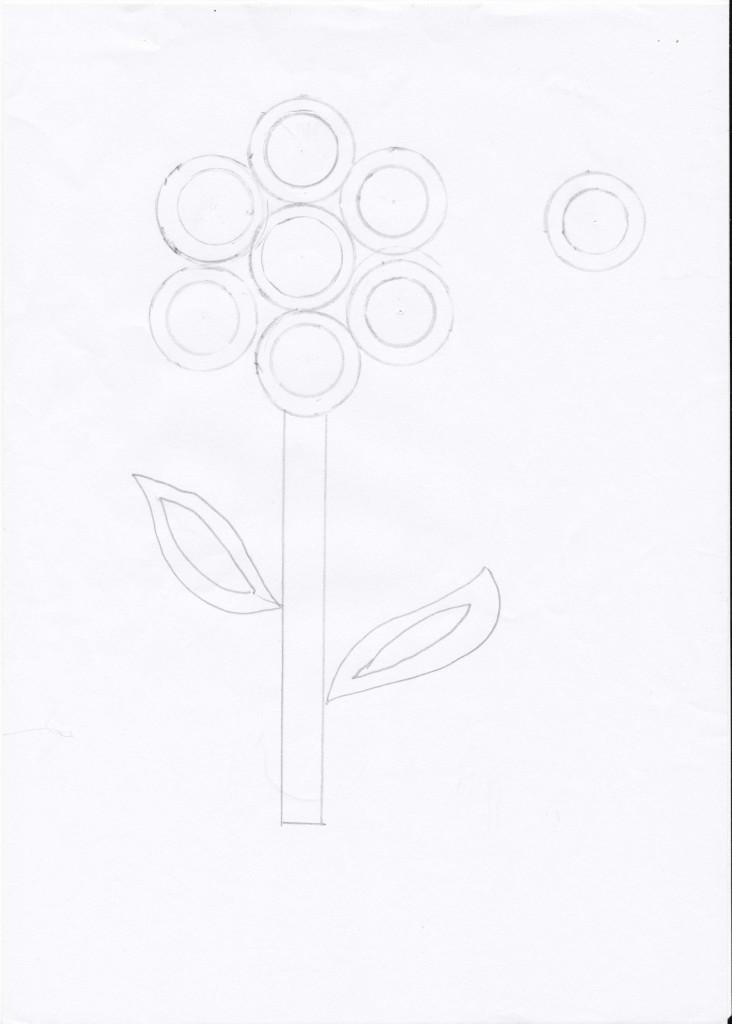 fiore rafia