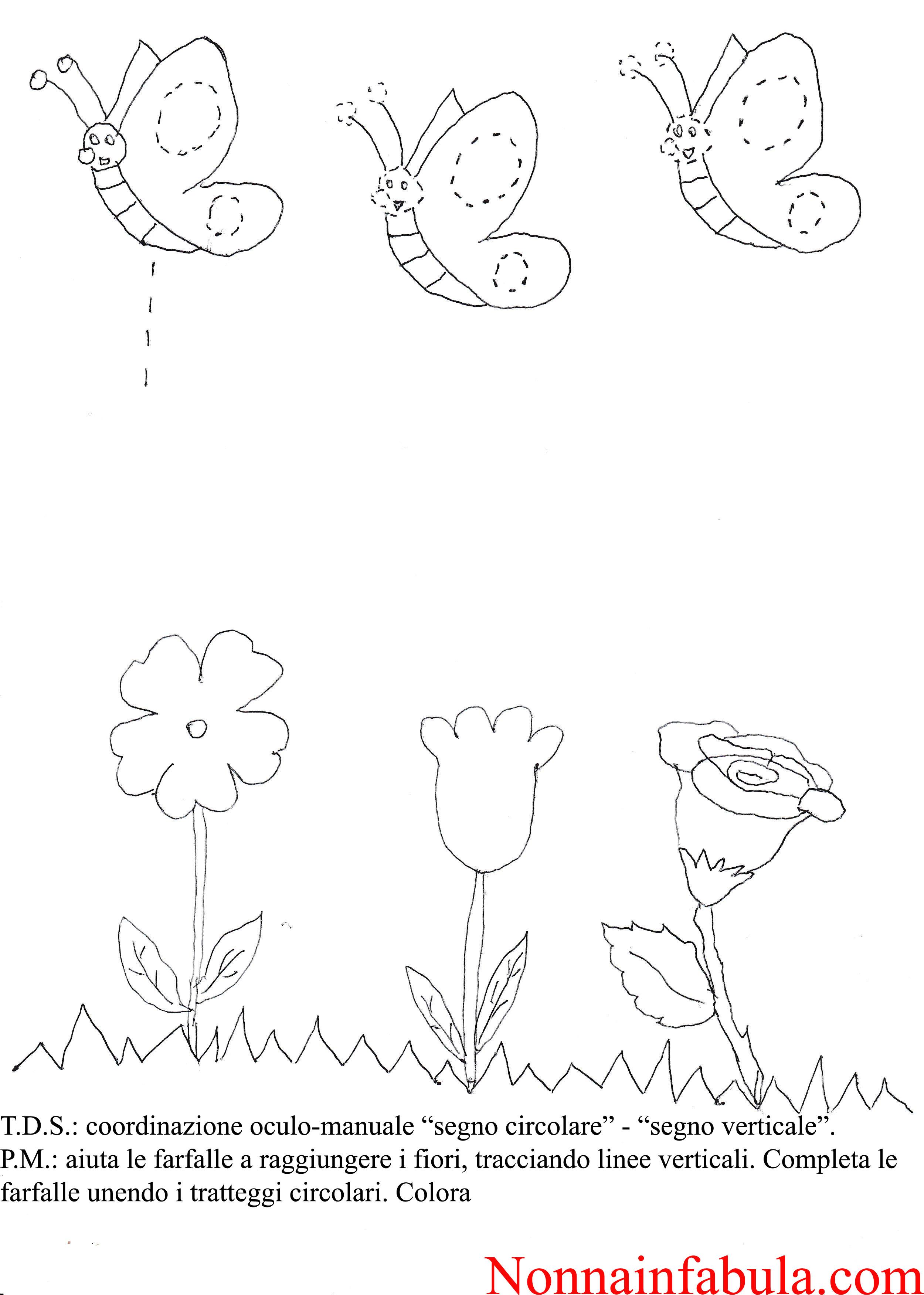 Top Progetto Fata Primavera (Rivolto Agli Insegnanti) per Bambini di 5  KQ59