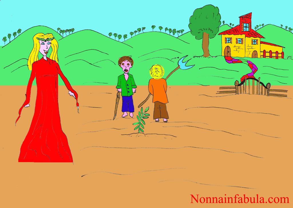 storia dell'ulivo