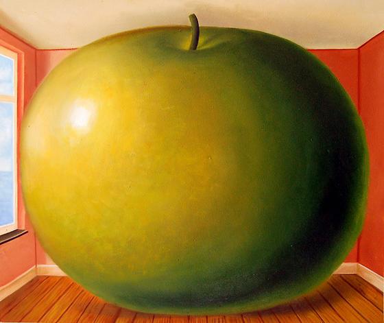 Camera d'Ascolto di Magritte