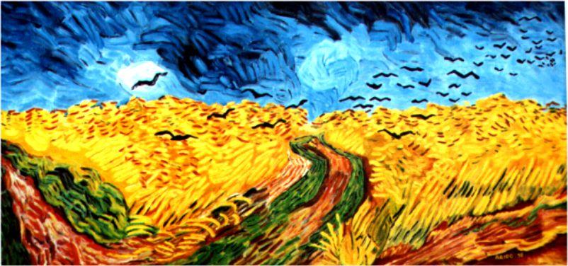 campo di grano con volo di corvi.htm