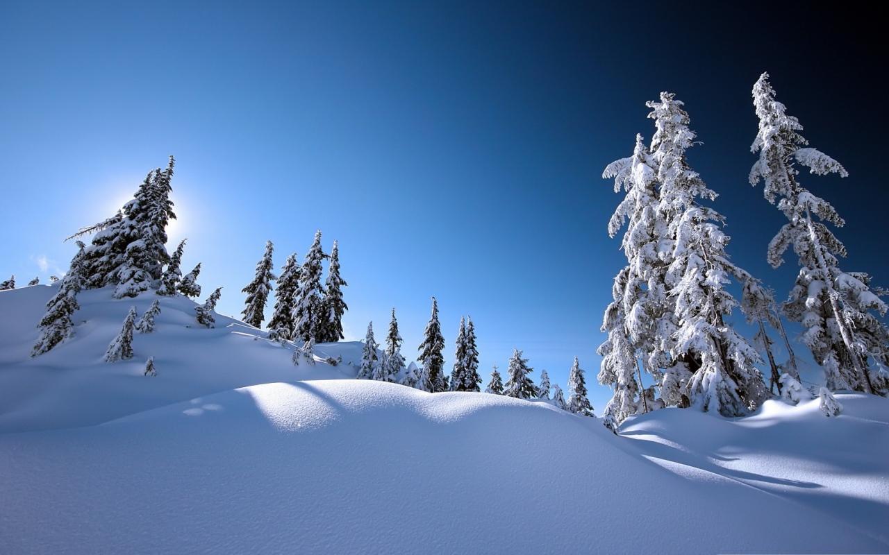 come nasce la neve