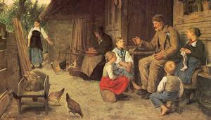 albert-anker-1831-1910-il-nonno-racconta-una-storia-1884festa-dei-nonni