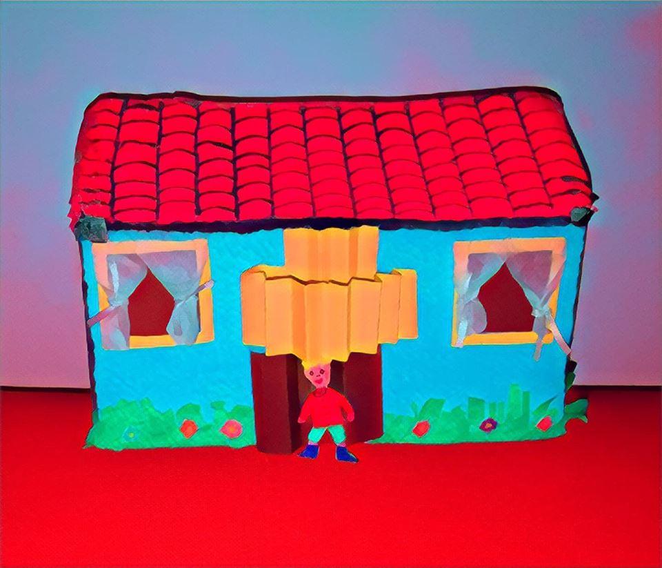 Progetto Ambiente Casa Per Bambini Di 5 6 Anni Nonna In Fabula